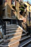 Passerelles de Venise photographie stock