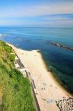 Passetto beach in Ancona, Italy Royalty Free Stock Photos