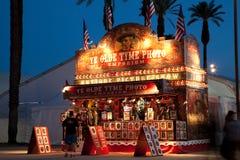 Passfotoautomat-Festival Riverside County angemessen Stockfotos
