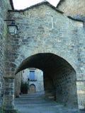 Passge, Ainsa (Spanien) Stockbild