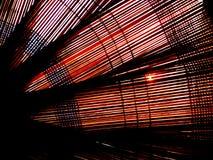 Passi il ventilatore Fotografie Stock