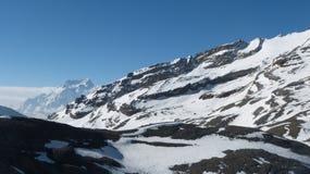 Passi in Népal Immagini Stock Libere da Diritti