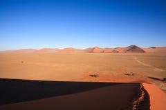 Passi sulla duna immagine stock libera da diritti