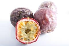 Passiflora commestibile Fotografia Stock