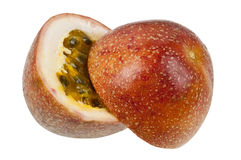 Passiflora commestibile Fotografie Stock