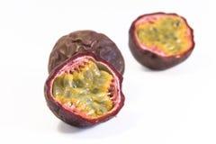 Passiflora commestibile 2 Fotografia Stock Libera da Diritti