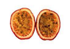 Passiflora commestibile Immagine Stock Libera da Diritti
