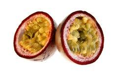 Passiflora commestibile Fotografia Stock Libera da Diritti