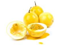 Passiflora commestibile Immagini Stock