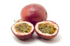 Free Passiflora Isolated On White Royalty Free Stock Photos - 6391408