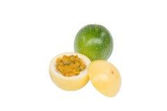 Passiflore comestible de passiflore Photo stock