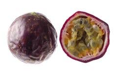 Passiflore comestible de passiflore Image stock