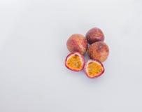 Passiflore comestible de passiflore saine Photographie stock