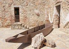 Passignano sul Trasimeno, Umbria, Italy stock image