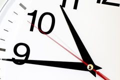 Passing Of Time - One Sec Royalty Free Stock Photos