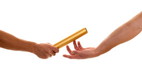 Free Passing The Baton Royalty Free Stock Photography - 23354467