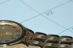 The passing of time royalty free stock photo