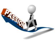 Passion illustration stock