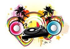 Passion de musique ! illustration libre de droits