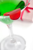 Passion drink Royalty Free Stock Image