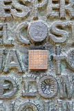 Passion Facade Royalty Free Stock Photography