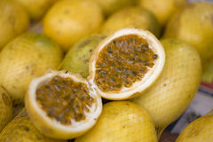 PASSION FRUIT 01 Stock Photo