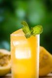 Passion fruit juice Royalty Free Stock Photo