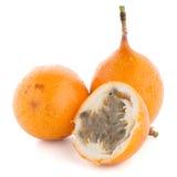 Passion fruit maracuja granadilla Royalty Free Stock Image