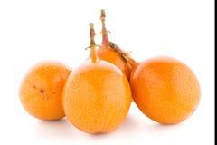 Passion fruit maracuja granadilla Stock Image