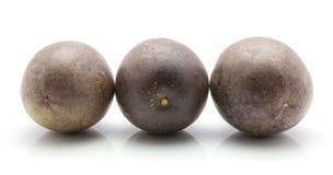 Passion fruit maracuya isolated royalty free stock image
