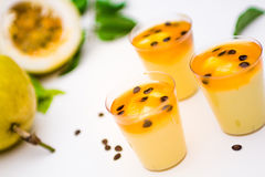 Free Passion Fruit Mousse Royalty Free Stock Photo - 51782925