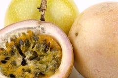 Passion Fruit (Passiflora edulis) Royalty Free Stock Photography