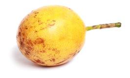 Passion  fruit - tropical fruit Stock Photo