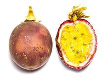 Passion fruit. Royalty Free Stock Photo