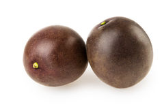 Passion fruits Stock Photography