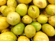 Passion fruits Stock Photos