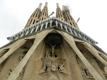 The passion by Gaudi Stock Photography
