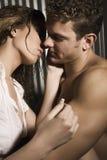 Passion In Love Stock Photo
