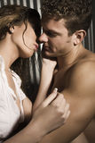 Passion in love Stock Photo