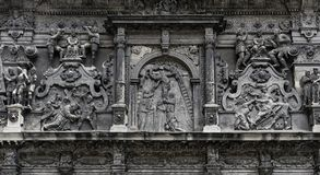Free Passion Of Christ Event On Western Side Of Chapel Of Boim In Lviv, Ukraine Stock Photography - 116297302