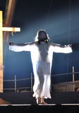 Passion play Stock Photo