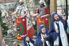 Passion play Royalty Free Stock Images