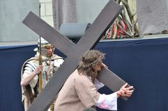 Passion play Royalty Free Stock Photo