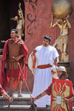 Passion Play - Mexico Stock Photo