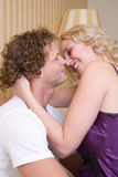 Passionate love Royalty Free Stock Images