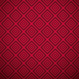 Passionate vector pattern (tiling). Hot red color Royalty Free Stock Photo