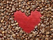 Passione del caffè fotografie stock libere da diritti
