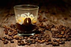 Passione del caffè Immagine Stock