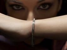 Passione del diamante Fotografia Stock