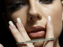 Passione del diamante Immagini Stock Libere da Diritti